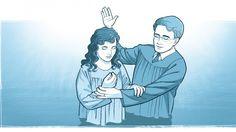 O batismo do Espírito Santo