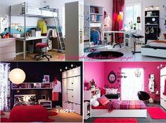 Ideias para renovar o quarto - http://www.dicasdecoracao.com/ideias-para-renovar-o-quarto/