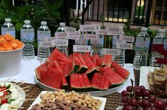 Name flags in watermelon