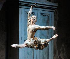 Elisha Willis as Cinderella - Birmingham Royal Ballet