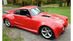 Ford V8 Widebody Ghia