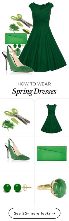 """Herb Cutter/Slicer"" by secretsoftheslytherin on Polyvore"
