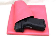 Hey, I found this really awesome Etsy listing at https://www.etsy.com/listing/162405099/large-auto-pink-concealed-carry-purse