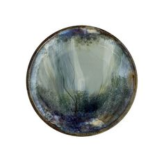 7in Side Plate (D 18cm) Celedon Rockpool. -2 of these needed