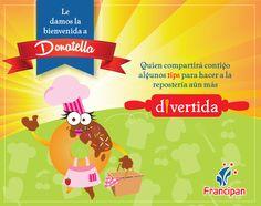 Donatella fue nuestro primer diseño de avatar, ¡luce sensacional!