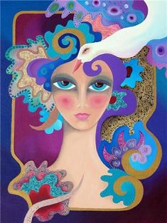Rezzan Ganiz painter -