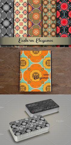 Eastern Elegance. Patterns