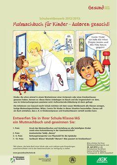 gesund-macht-schule.de hat sogar einen Wettbewerb ausgeschrieben...  Eingabeschluss: 13.Juli 13