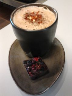 spicy chai coffee