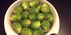 Cheesy Brussels Sprouts | Caveman Keto
