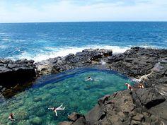 Kauai, Hawaii.....cannot wait until our honeymoon :)