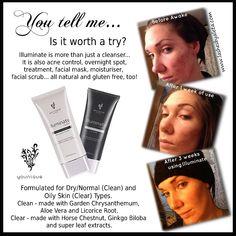 De-clutter your overflowing cabinets, drawers, counters, baskets and save yourself some money! Younique's Illuminate is marketed as a facial cleanser but is SO MUCH MORE than that. (AND is natural + gluten-free, too!) https://www.barbwagstaff.com/younique