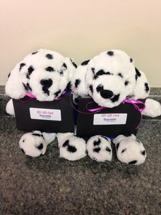 Win two $30 gift cards with stuffed animals from Dependable Cleaners. http://www.dependablecleaners.com/