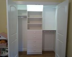 Closet Small Closet Design, Pictures, Remodel, Decor and Ideas - page 4