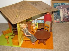 Sunshine Family/House.  One of my favorite toys growing up!