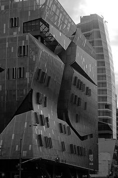 beautifulgreyscale:  Source | Edits Cooper Union - Lower Manhattan, NYC