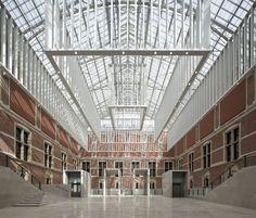 The New Rijksmuseum / Cruz y Ortiz Arquitectos