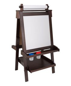 Loving this Espresso Deluxe Easel on #zulily! #zulilyfinds