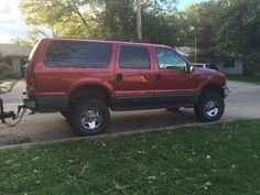 Ford Excursion new ride!