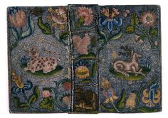 Art Institute Chicago England Book Cover for the Holy Bible, c. 1700