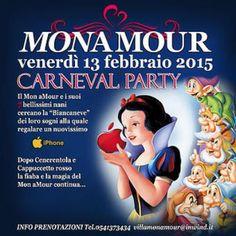 Il Carnevale è appuntamento imperdibile al Monamour Rimini. La serata tutta dedicata alla musica e al travestimento.