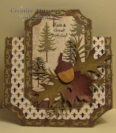 Cheery Lynn Designs Blog: Sandy Hulsart...card for a man