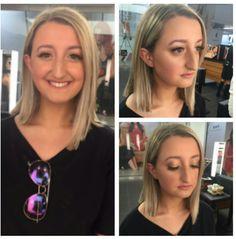 Natural Prom makeup using MAC Cosmetics