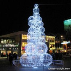 Commercial Christmas decorations wholesale   iChristmasLight