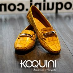 Nas cores do verão #koquini #sapatilhas #euquero #mocassim by #wirth Compre Online: http://koqu.in/1Nek77V