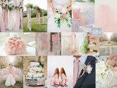 Inspiration Board: Blush & Bashful | SouthBound Bride