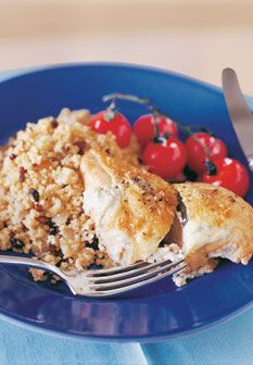 barefoot contessa ina garten shared some of her time saving meal ideas from make it ahead like an apple chutney recipe and goat cheese mashed pota - Barefoot Contessa Goat Cheese Chicken