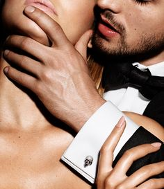 Tom Ford F/W 2015 by Christian Ferretti