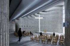 Gallery of The Traditional versus the Modern in Church Design - 9