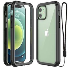 #SPIDERCASE #iPhone12Mini Heavy Duty Case with Built-in #ScreenProtector
