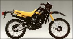 Yamaha DT Dt Yamaha, Scrambler Motorcycle, Motorcycles, Motocross Girls, 50cc, Dirt Bikes, Old School, Racing, Trail