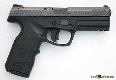 Пистолет Steyr L9-A1