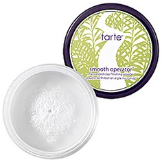Tarte - Smooth Operator™ Micronized Clay Finishing Powder with PM20™  #sephora