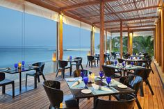 Find the best restaurants near Holiday Inn Resort Kandooma Maldives, selected by our staff. Kandooma Maldives, Garden Villa, Best Dishes, Beach House, This Is Us, Table, Island Resort, Fiji, Chefs