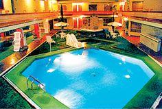 Hotel Quinta Rivera, Actopan, Hidalgo - Carr. México - Laredo a 100 m de la Cruz Roja.
