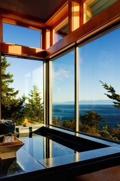 San Juan Cliffside designed by Prentiss Architects © Jay Goodrich #architecture ☮k☮ #residential
