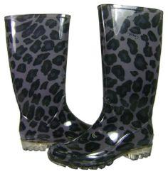 FASHION BOOTS ~ RAINBOOTS  & UMBRELLAS Coach rainboots