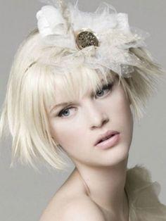 i can't help it, I LOVE big hair accessories!