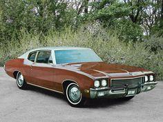 Buick Skylark | Buick Skylark Coupe (43327) '1972