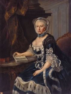 Princess Augusta Frederica of Great Britain (31 July 1737 – 23 March 1813) was a granddaughter of George II and only elder sibling of George III. She later married into the ducal house of Brunswick, of which she was already a member. Her daughter Caroline was the wife of George IV.