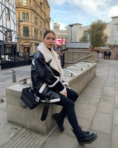 41 cute winter outfit for street style to wear now page 12 Stylish Winter Outfits, Fall Winter Outfits, Autumn Winter Fashion, Fashion Spring, Fashion Killa, Fashion Models, Fashion Outfits, Ladies Fashion, Style Fashion