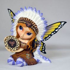 Moonlit Guardians of the Great Spirit Collection Jasmine Becket Griffith