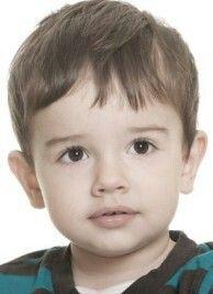 Little boy hair cuts on Pinterest