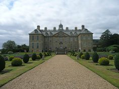 Belton House as seen in Jane Eyre (2006) and Pride and Prejudice (1995). England