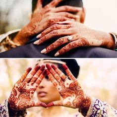 lovely bridal henna