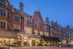 Live above Marc Jacobs and world famous Scott`s - £11.5mil